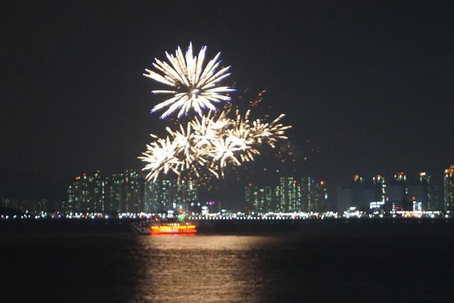[AJU VIDEO] 仁川月尾岛夜景醉人