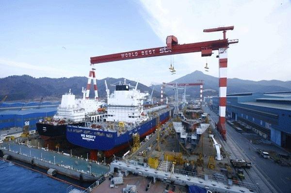 新加坡造船厂低价抢标 韩船企遭受两面夹击