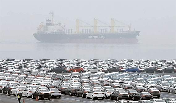 韩国对华出口不降反增   报复萨德从何说起?