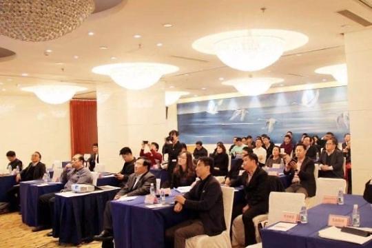 美友经营院在威海举行企业洽谈会 助力韩企成功进军中国