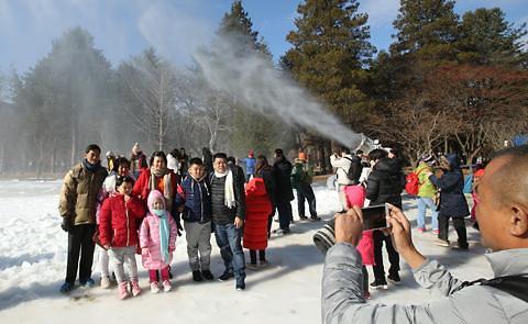 中国游客不在的日子里 南怡岛、济州岛都有啥变化?