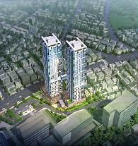 [부동산금융] 한국자산신탁, 8일 '인천 효성해링턴 타워 인하' 오피스텔 모델하우스 개관