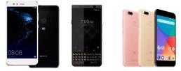 .年底智能手机大战即将打响 多款中国品牌推新机型.