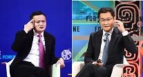 """중국 인터넷거물 마윈-마화텅 """"경쟁과 존중 사이"""""""