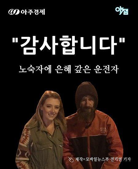 전재산 2만원 노숙자, 한달만에 4억원 모은 감동 사연