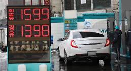 .韩国油价持续上涨.