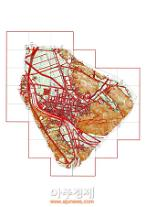 청양군, 내년 도시계획지역 수치지형도 수정제작사업 추진