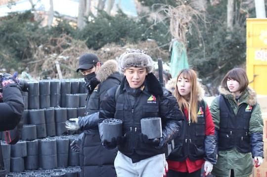 BIGBANG胜利为低收入家庭捐款1亿韩元