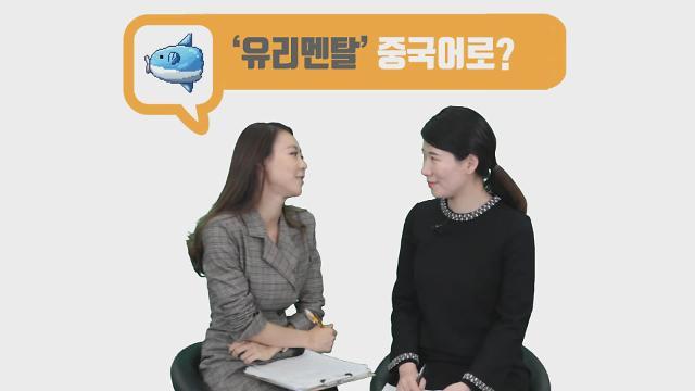 [유행어로 배우는 중국어] 멘붕 / 유리멘탈, 중국어로?