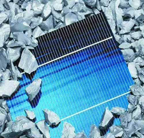 中国对韩国产多晶硅征收高额关税