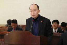 민병조 상주시의원 '야간보행자 안전 위한  투광기 설치 조례안' 발의