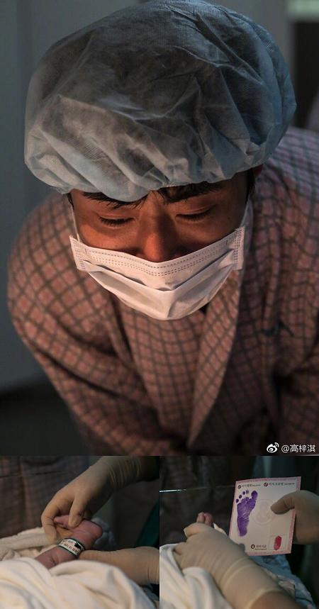 韓中カップル「チェリム&ガオ・スーチー夫婦」、結婚3年で息子出産
