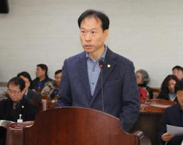 정갑영 상주시의원 '정책실명제 운영에 관한 조례안' 발의