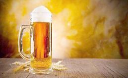 .韩国啤酒出口额有望突破1亿美元 中国人喝得最多.