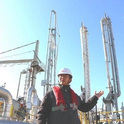 [르포] SK인천석유화학의 관문…율도 터미널을 가다