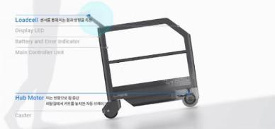 .Naver to open AI robot cart technology to S. Korean firms.