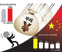 """중국 '빚더미' 경제? 얼마나 심각한가...中 """"이미 대응, 통제 가능"""""""
