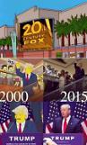 디즈니 21세기 폭스 인수, 심슨이 예언했다? 20년전 자회사인 것처럼 표시