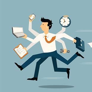 韩国人都是工作狂?  年假平均只休6天