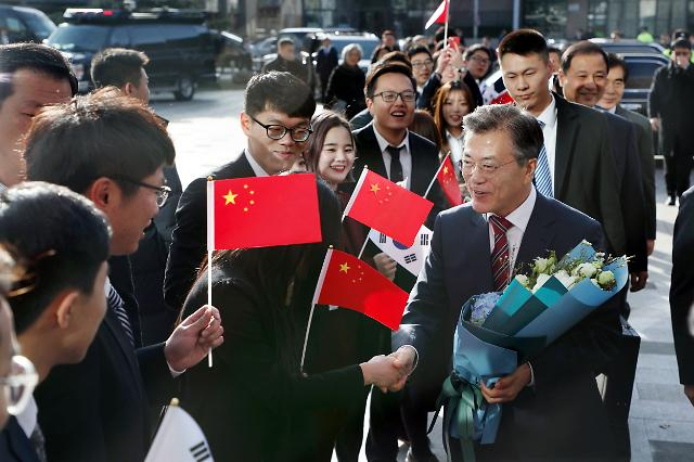 문 대통령, 신북방신남방정책· 中일대일로 연게, 역내 평화·번영 이끌 힘찬 물결