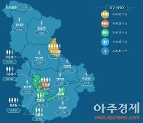 세종시의원 선거구획정… 민주당VS한국당 엇갈린 판단
