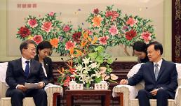 .文在寅重庆行收获颇丰 会见重庆市委书记陈敏尔 走访北京现代第五工厂.