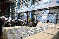 大宇造船海洋、「LNG技術力」対内外に誇示