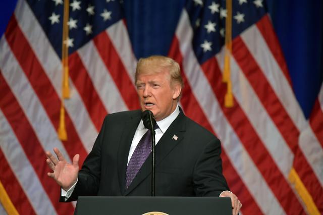 特朗普政府公布新国家安全战略:将以压倒性优势应对朝核威胁