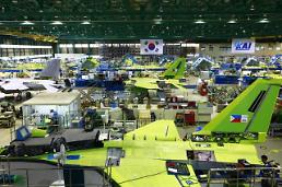 .S. Korean aircraft maker KAI selected as MRO service provider.