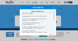 .Hacking forces bankruptcy of S. Korean cryptocurrency exchange.