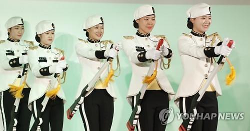 韩国增加女兵比重 计划2022年达到8.8%