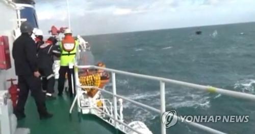 40艘中国渔船入侵韩国海域 韩海警开枪200发示警