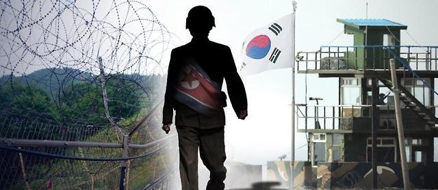 韩联参:一名朝鲜军人投诚 未发生军事冲突