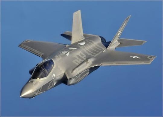 韩国将再购买20架美国F-35A战斗机