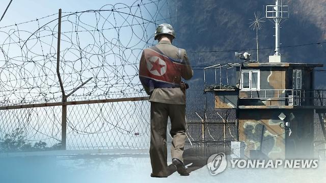 一朝鲜军人投诚韩国 韩军向朝方追击队射击警告