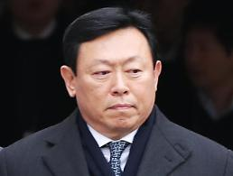 .Lotte group chairman receives suspended jail sentence.