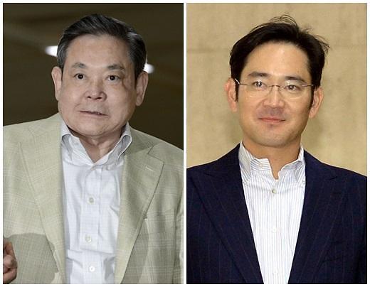 李健熙稳居韩股市第一宝座 市值同比增长3万亿韩元