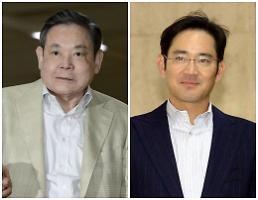 .李健熙稳居韩股市第一宝座 市值同比增长3万亿韩元.