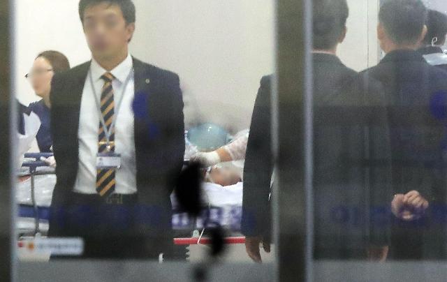韩统一部将承担投诚朝鲜军人医疗费