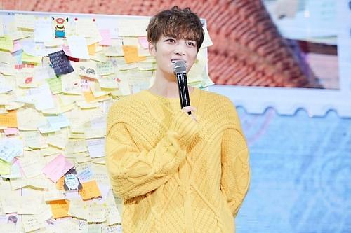 JYJ金在中1月办迷你演唱会与粉丝共庆生日