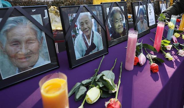 韩公布慰安妇问题协议审查报告:与受害者沟通不足,存在幕后协议