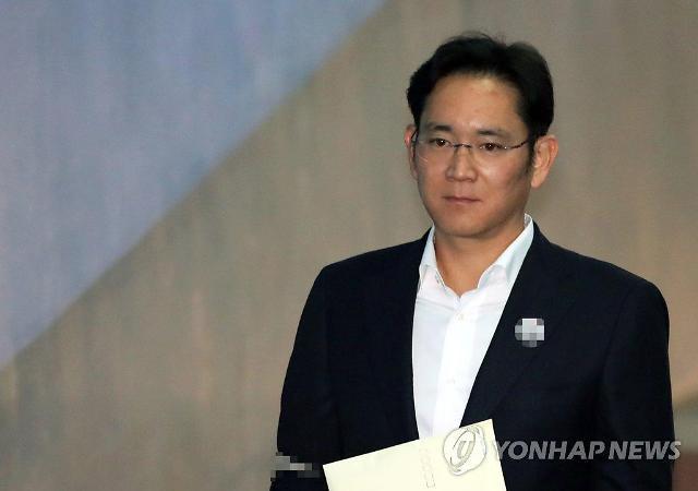 独检组二审要求判处三星副会长李在镕12年有期徒刑