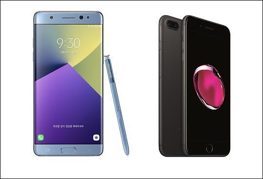中国本土智能手机品牌崛起 三星市场地位受挑战