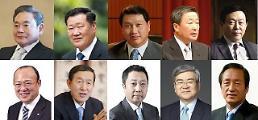 """.韩十大企业掌门人半数子承父业 业界分析称""""富不过四代""""."""