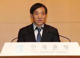 .韩央行行长谈今年经济 视发展情况上调基准利率.