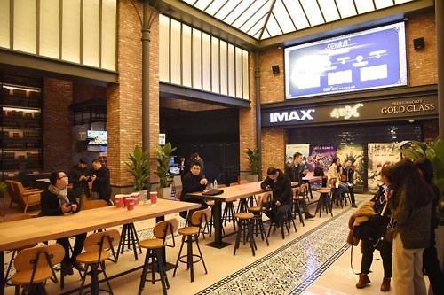 韩CGV影城在华开第100号店