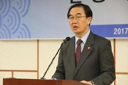 .S. Korea proposes high-level inter-Korean talks next week.