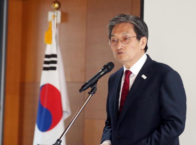 韩国驻华大使新年致辞:致力于发展韩中关系