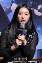 """'조선명탐정3' 김지원 """"시리즈 흥행 부담? 걱정보다는 설렘이 커"""""""