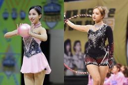 .体操精灵PK芭蕾公主 2018偶像运动会程潇Mina展终极对决.